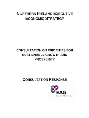 Pages from EAG Response to Economic Strategy consultation paper - February 2011