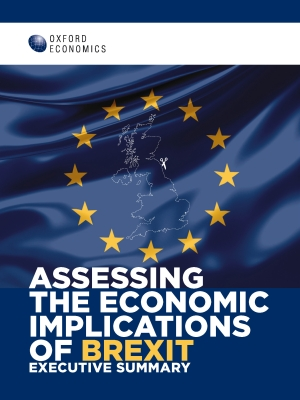 Pages from Assessing the Implications of Brexit - Executive Summary